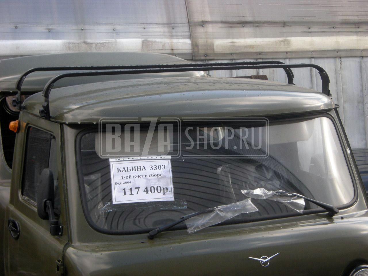 Багажник на уаз 3303